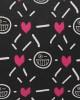 Bleecker & Love Smack Μαύρο Μικρό
