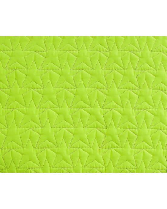 Bleecker & Love Stars Neon Yellow Τσάντα Ζώνη