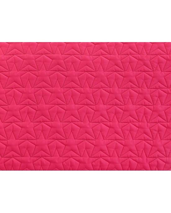 Bleecker & Love Stars Neon Pink Mini Τσάντα Ζώνη