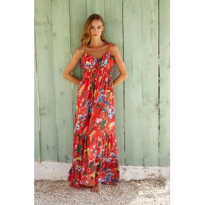 Cristina Beautiful Life Madonna Maxi Dress