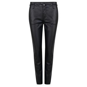 Esqualo Trousers PU Split Black