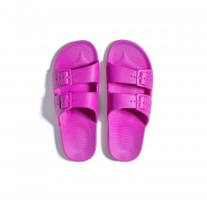 Freedom Moses Candy Sweet Pink Slides