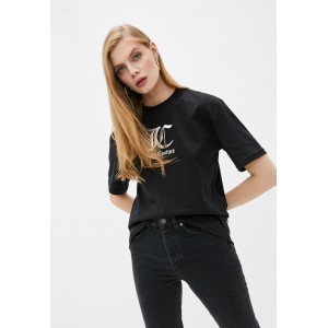Juicy Couture Lola Unisex Tshirt Black