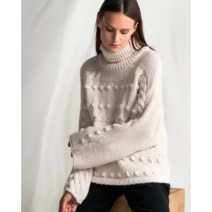 Tailor Made Knitwear Off White