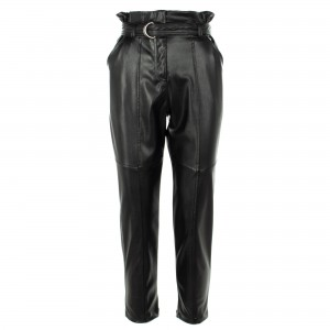 Twenty 29 Leather Black Pants