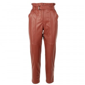Twenty 29 Leather Brown Pants